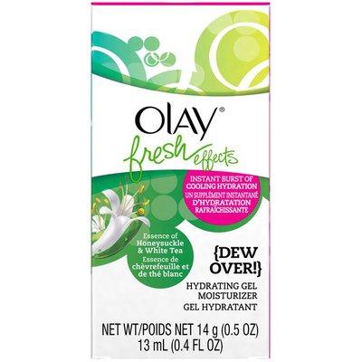 Olay Fresh Effects Olay Fresh Effects Dew Over Hydrating Gel Moisturizer 0.5 Fl Oz  Female Skin Care