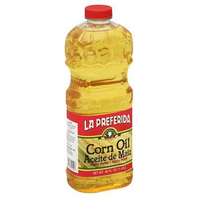 La Preferida Corn Oil
