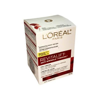 L'Oreal Revitalift Anti-Wrinkle + Firming Day Cream With SPF 25