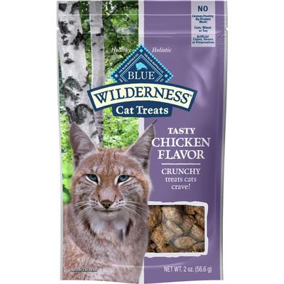 Blue Buffalo Cat Treats, Tasty Chicken Flavor