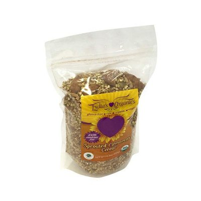 Lydia's Organics Sprouted Cinnamon Cereal