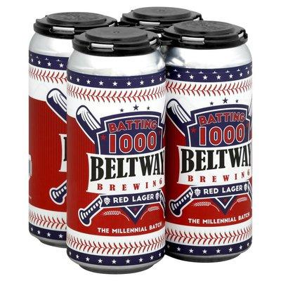 Beltway Beer, Red Lager