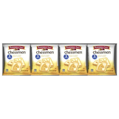 Pepperidge Farm®  Chessmen® Butter Cookies