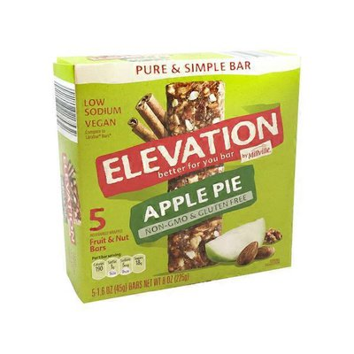 Elevation by Millville Apple Pie Pure & Simple Bar