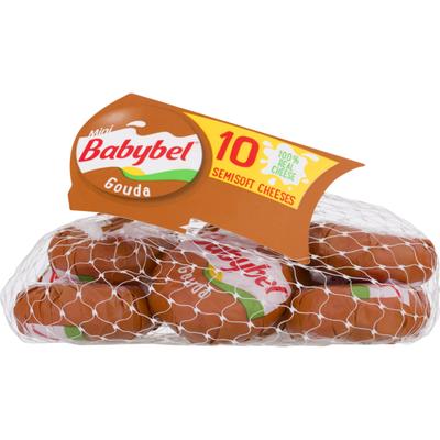 Babybel Gouda Semisoft Cheeses