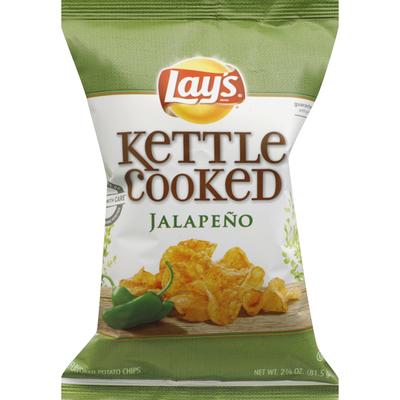 Lay's Potato Chips, Jalapeno