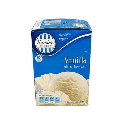 Sundae Shoppe Vanilla Ice Cream