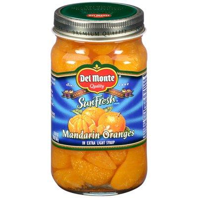 Del Monte Mandarin Oranges