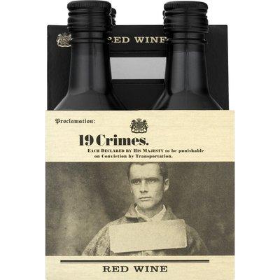 19 Crimes Red Wine
