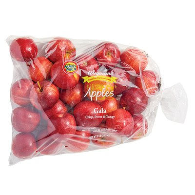 Wegmans Food You Feel Good About Apples, Gala, FAMILY PACK