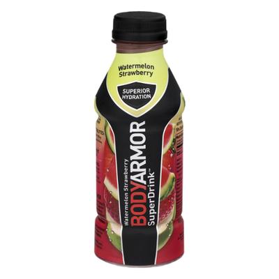 BODYARMOR Super Drink, Watermelon Strawberry