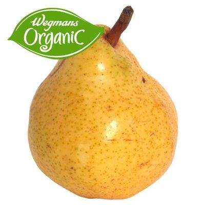 Organic Bartlett Pear