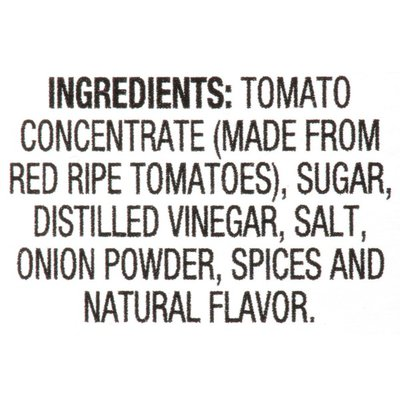 French's® Tomato Ketchup