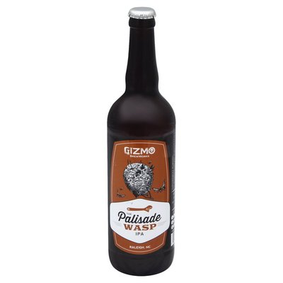 Gizmo Brew Works Beer, The Palisade Wasp IPA