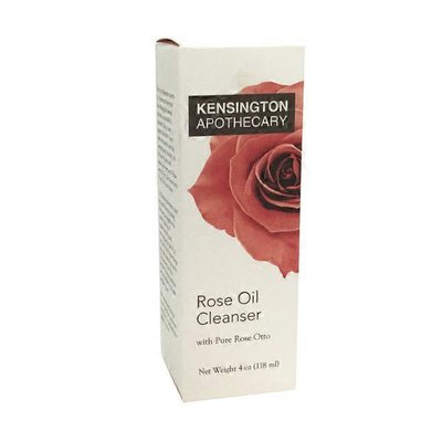 Kensington Apothecary Rose Oil Cleanser With Pure Rose Otto