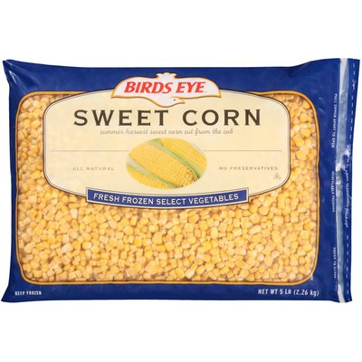 Birds Eye Sweet Corn