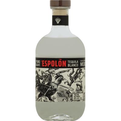 El Espolon Tequila, Blanco