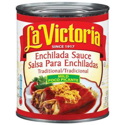 La Victoria Mild Traditional Enchilada Sauce
