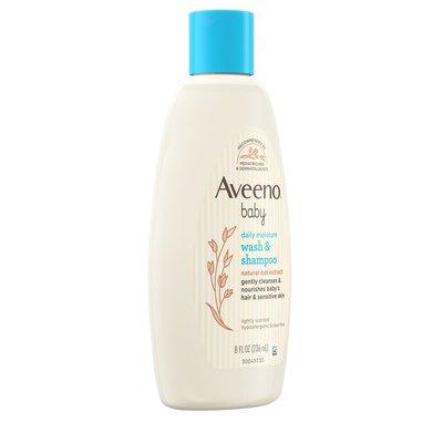 Aveeno Wash & Shampoo