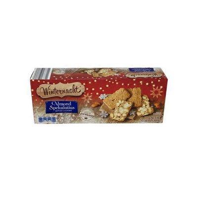 Winternacht Almond Spekulatius Spiced Cookies