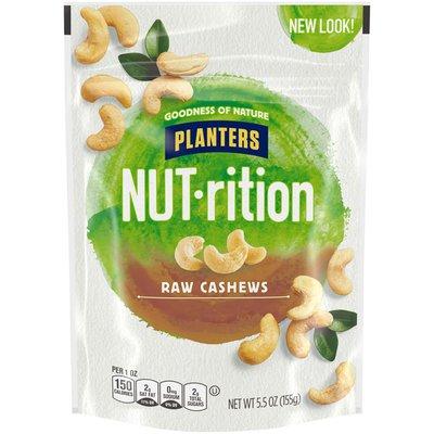 Planters NUTrition Raw Cashews
