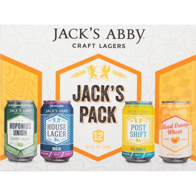 Jack's Abby Beer, Jack's Pack