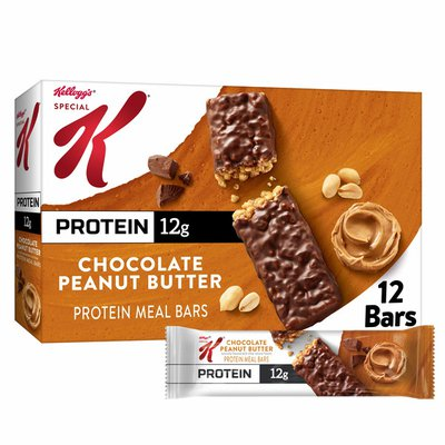 Kellogg's Special K Protein Bars, Meal Replacement, Protein Snacks