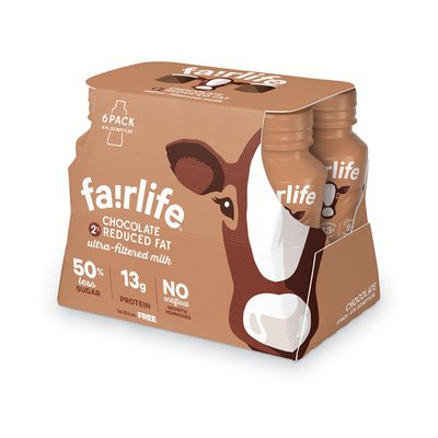 fairlife 2% Chocolate Ultrafiltered Milk, Lactose Free