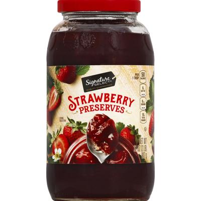 Signature Kitchens Preserves, Strawberry