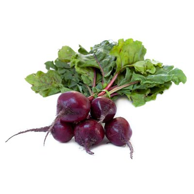 Cooked Vegan Organic Beets