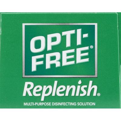 OPTI-FREE Opti-Fresh Multipurpose Contact Lens Solution