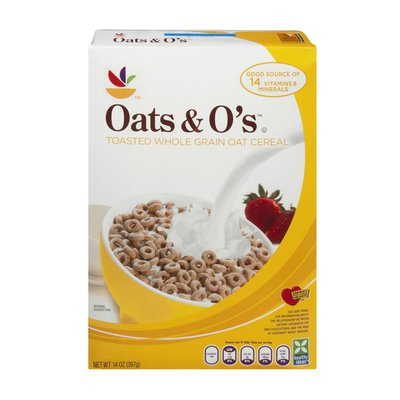 Ahold Oats & O's Cereal
