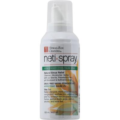Himalayan Chandra Saline Spray, Extra Strength
