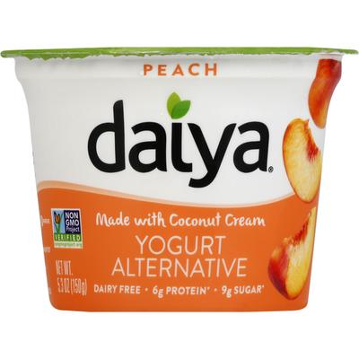 Daiya Yogurt Alternative, Peach