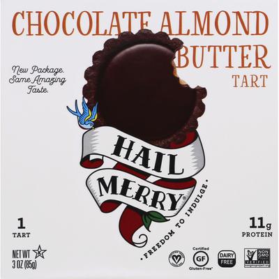 Hail Merry Tart Chocolate Almond Butter