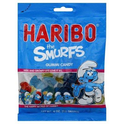 HARIBO Gummi Candy, The Smurfs