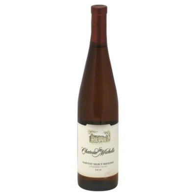 Chateau Ste. Michelle Harvest Select  Riesling Wine