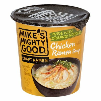 Mike's Mighty Good Ramen Soup, Chicken Flavor