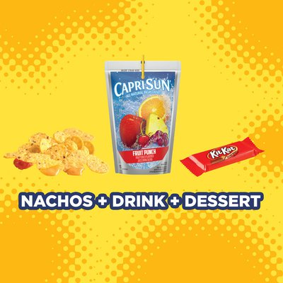 Lunchables Turkey & Cheddar Cheese Cracker Stackers Meal Kit with Capri Sun Pacific Cooler Drink & Reese's Peanut Butter Cup