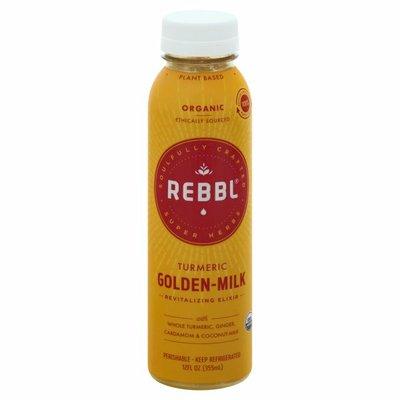 Rebbl Turmeric Golden-Milk Revitalizing Elixir