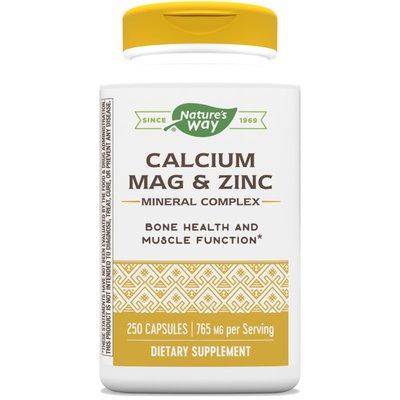 Nature's Way Calcium-Magnesium-Zinc