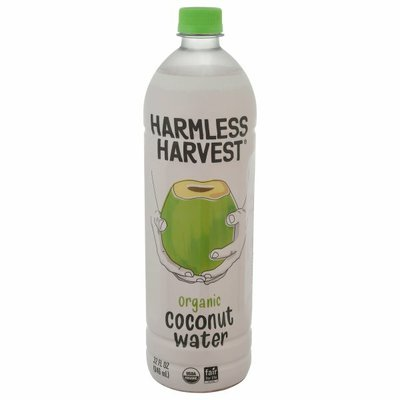 Harmless Harvest Coconut Water, Organic