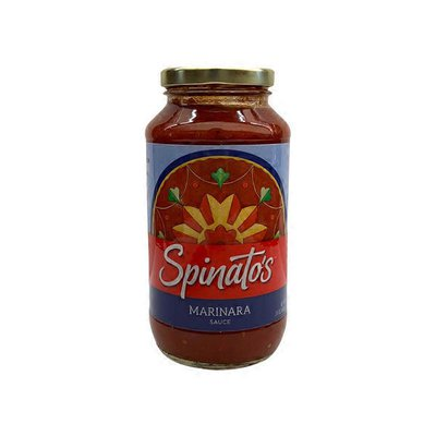 Spinato's Marinara Sauce