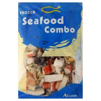 Aloha Frozen Seafood Combo