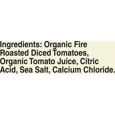 Muir Glen Organic Fire Roasted Petite Diced Tomatoes