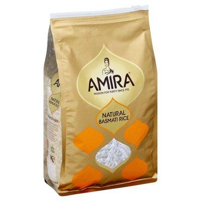 Amira Rice, Natural Basmati