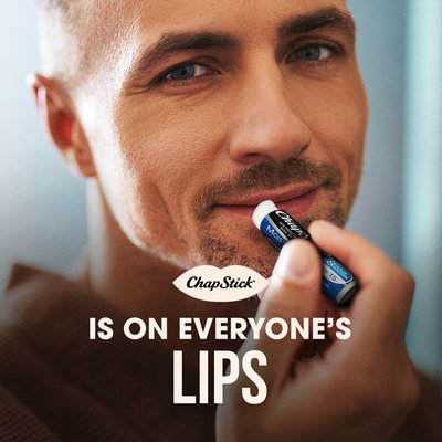 Chapstick Moisturizer Original Lip Balm Tube, Moisturizer Original Lip Balm Tube
