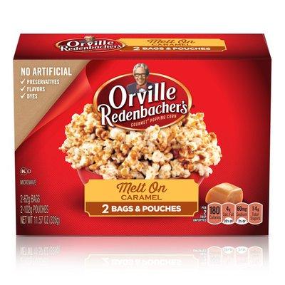 Orville Redenbacher's Melt On Caramel Gourmet Popping Corn