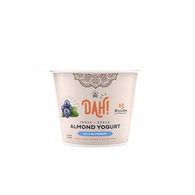 Dah! Wild Blueberry Almond Yogurt