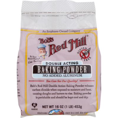 Bob's Red Mill Baking Powder Double Acting